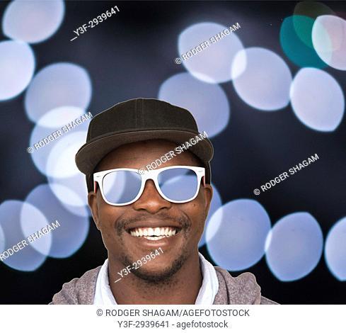 Cool Dude. Nice shades