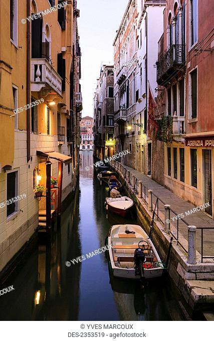 Grand Canal; Venice, Italy