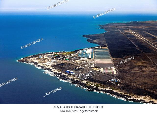 National Energy Laboratory of Hawaii Authority NELHA - a state agency that operates a unique and innovative ocean science and technology park