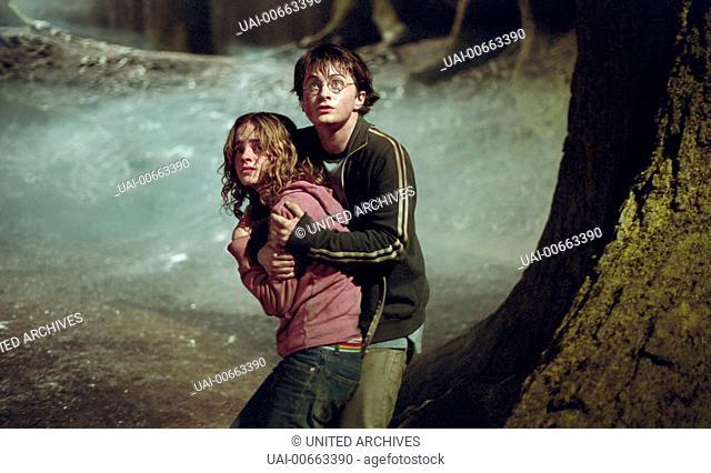 HARRY POTTER UND DER GEFANGENE VON AZKABAN / Harry Potter and the Prisoner of Azkaban USA 2004 / Alfonso Cuarùn Emma Watson