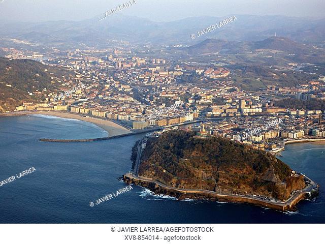 San Sebastián (Donostia), Gipuzkoa, Basque Country, Spain