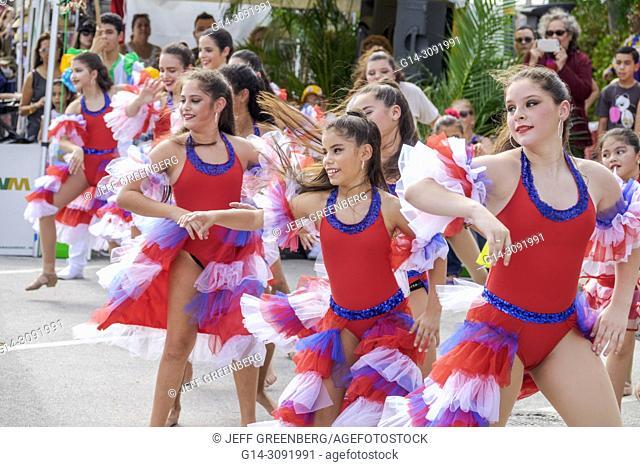 e8a21a47d Florida, Coral Gables, Hispanic Cultural Festival, Latin American event, dance  group,