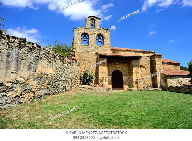 Chapel of the Virgin of Barruso, Magaña, Soria, Spain