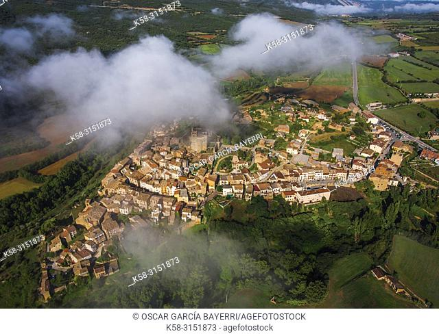 Ager, Lleida province, Catalonia, Spain