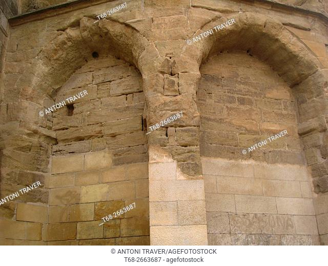 Church of Sant Llorenç, Lleida, Catalonia, Spain