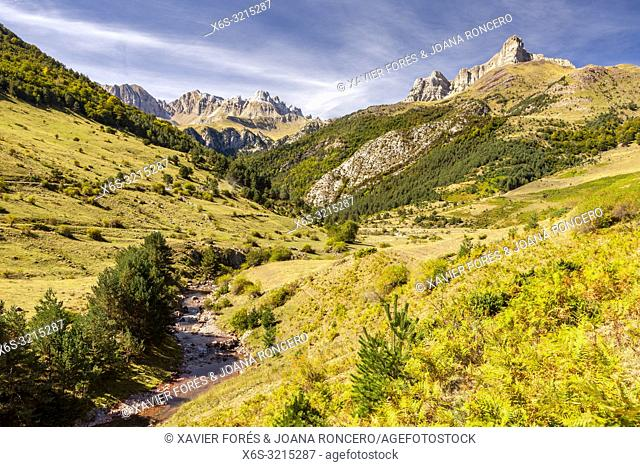 Hecho valley, Huesca, Spain