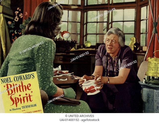 Geisterkomödie, Blithe Spirit, Geisterkomödie, Blithe Spirit, Szenenbild