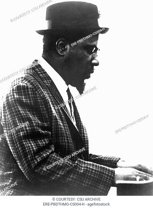 Thelonius Monk 1917-1982
