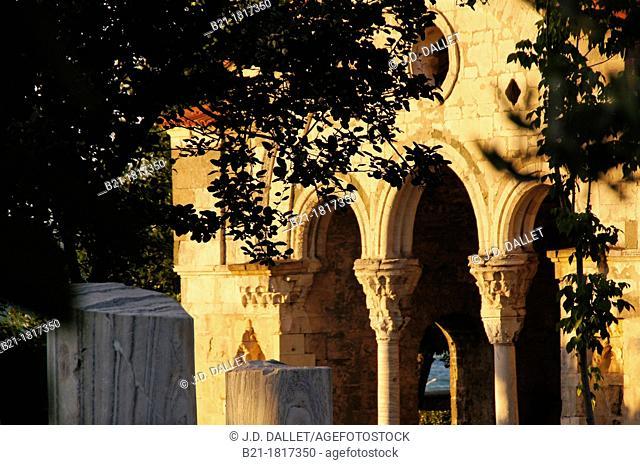 Hagia Sophia (Church of Saint Sophia, 13th century), Trabzon, Turkey