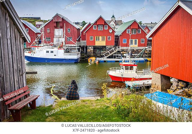 Bud, Fishing Village, Norway