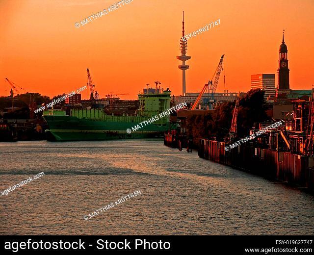 Hamburg Ansicht