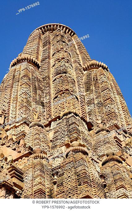 Lakshmana temple, Khajuraho, Madhya Pradesh, India