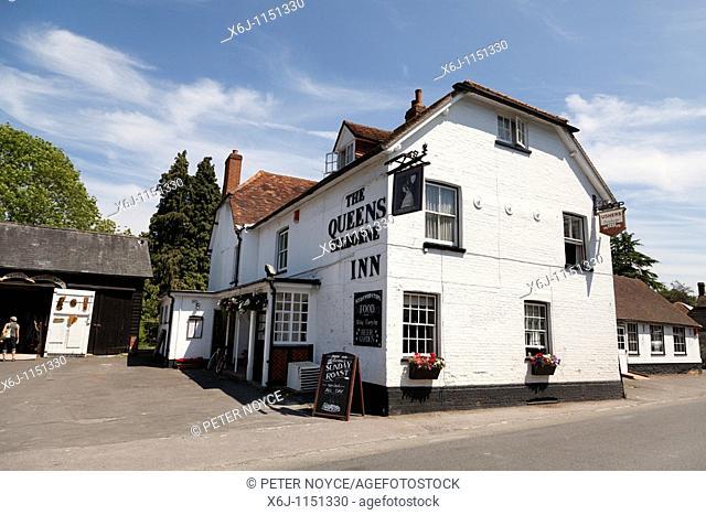 The Queens Inn, Selborne