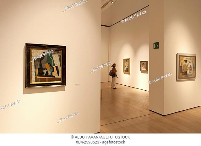 Mart, Museum of Modern and Contemporary Art of Trento and Rovereto, Rovereto, Italy