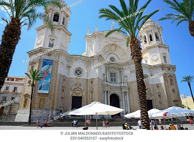 Cathedral of Cádiz, Spain