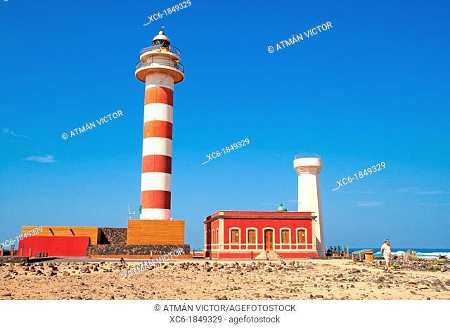 Cotillo Lighthouse Fuerteventura