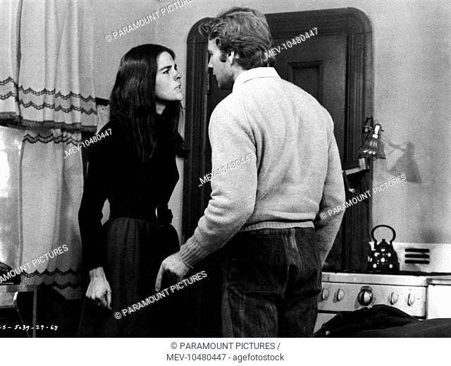 LOVE STORY [US 1970] ALI McGRAW, RYAN O'NEAL