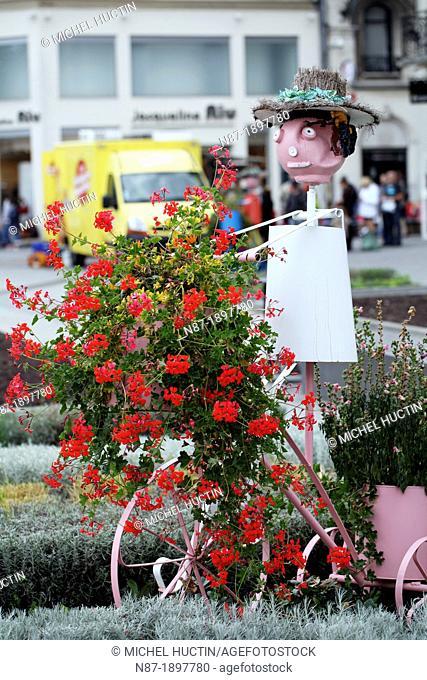 Saint Quentin decorations