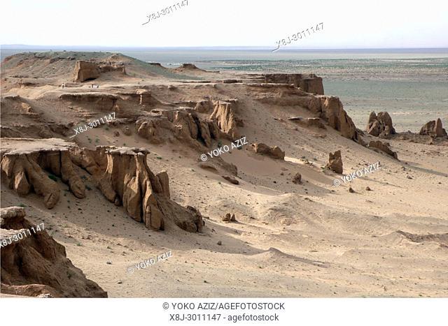 Bayanzag, Gobi desert, Mongolia