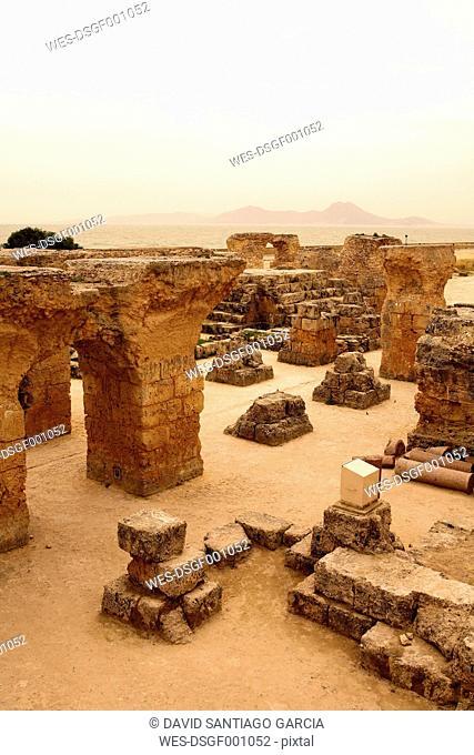 Tunisia, Archaeological Site of Carthage