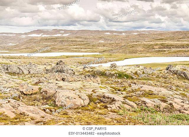 Mountains on Westfjords - Iceland