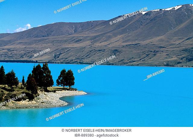 Lake Tekapo, Twizel, South Island, New Zealand