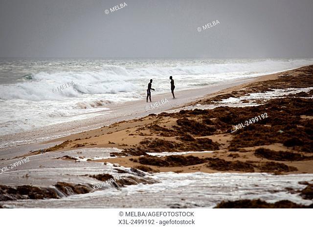 Azuretti beach, Ivory Coast