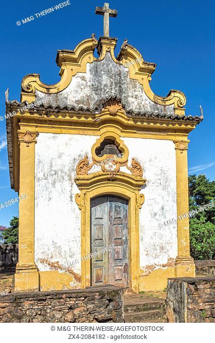 Capela de Nossa Senhora do Pilar, Sabara, Belo Horizonte, Minas Gerais, Brazil