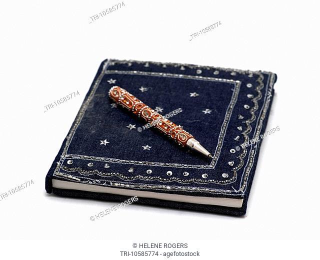 Note Book, Pen