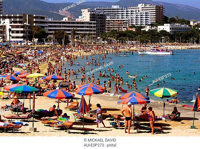 Spain - The Balearics - Majorca - Magalluf