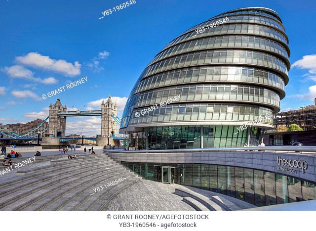City Hall, London, England
