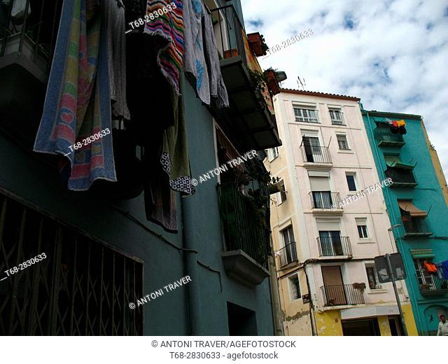 Old Lleida, Spain