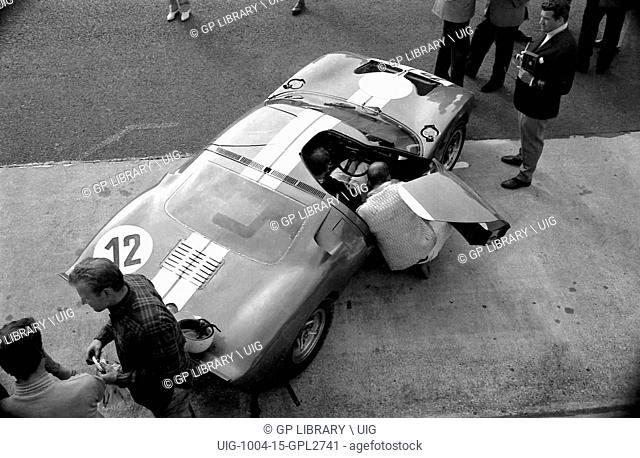 1000km of Nurburgring, 1965