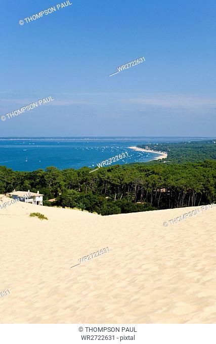 Dune de Pyla, Gironde, France