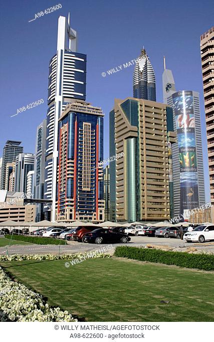 City of New Jumeirah, Dubai, United Arab Emirates