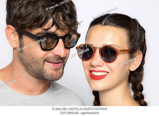 Mid-adult couple