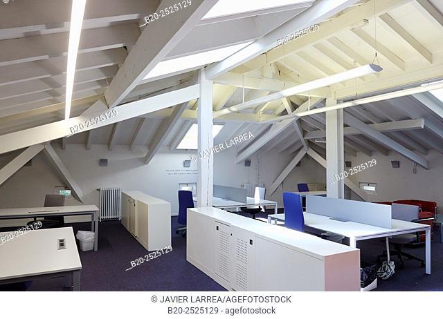 Office building, Villa Yeyette, Donostia, San Sebastian, Gipuzkoa, Basque Country, Spain