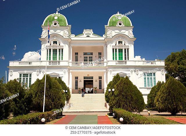 View the Club Cienfuegos at Punta Gorda district, Cienfuegos, Cuba, Central America