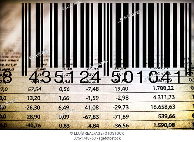 Barcode, interest rates, investment, stock market, banking stocks, stock exange