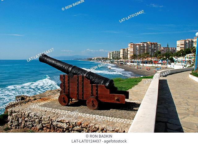 Torrox Costa is one of the many seaside resorts along the Costa del Sol. In the past Spain had to defend this coastline and there are military installations and...