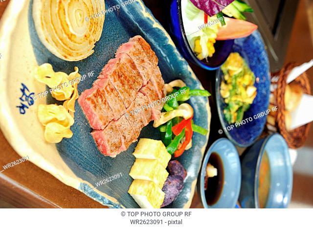 DAIWA ROYNET HOTEL NAHA KOKUSAIDORI;Teppanyaki Steak Restaurant Midori;Japan