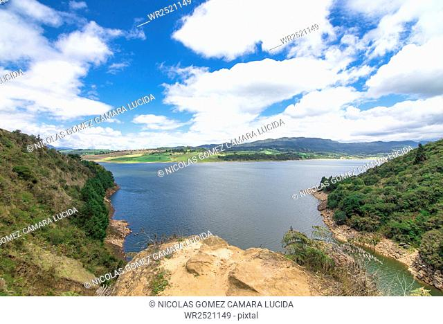 Represa del Sisga, Cundinamarca, Colombia