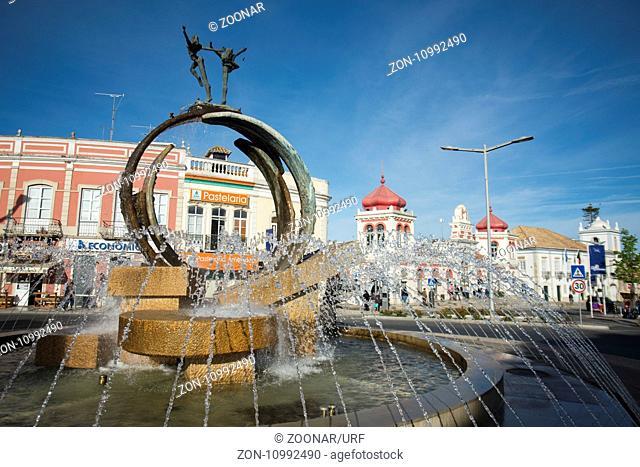 PORTUGAL ALGARVE LOULE OLD CITY MARKET
