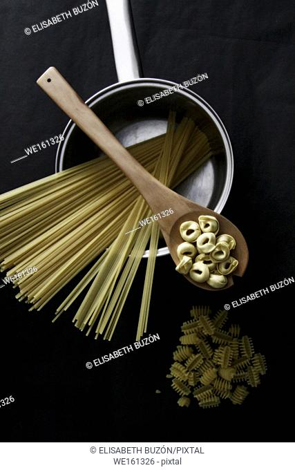 Picture about a pasta