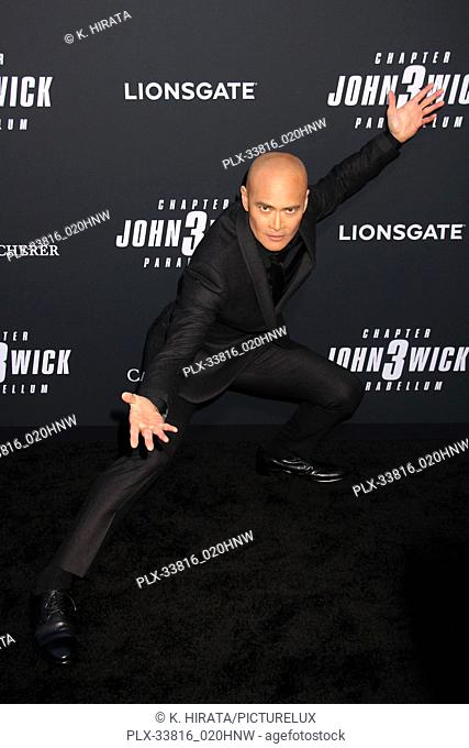 """Mark Dacascos 05/15/2019 """"""""John Wick: Chapter 3 - Parabellum"""""""" Premiere held at the TCL Chinese Theatre in Hollywood, CA Photo by K"""