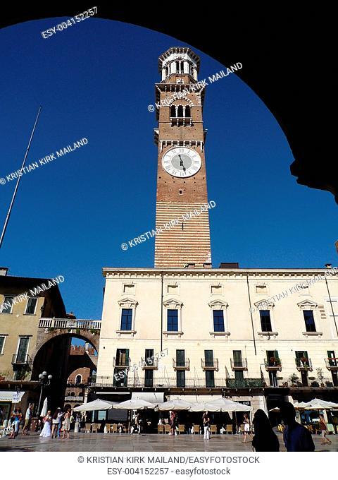 Verona, Italy - city of Romeo and Juliet