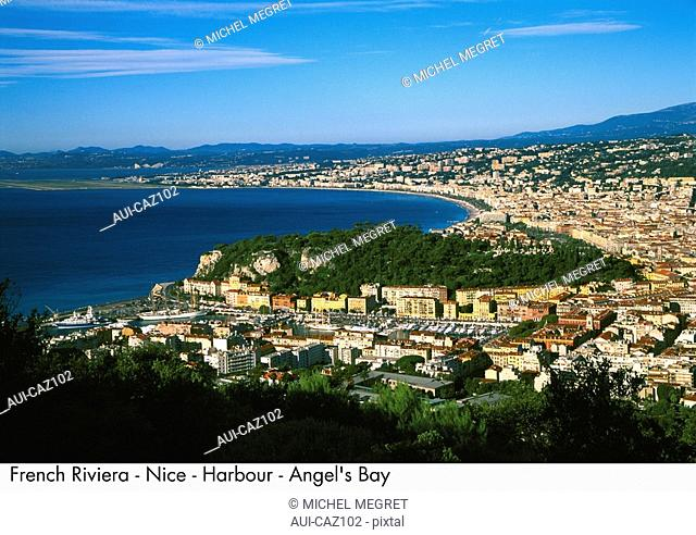 French Riviera - Nice - Harbour - Angel's Bay