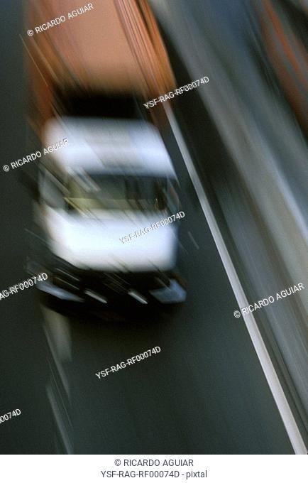 Highway, Rio-São Paulo, Presidente Dutra, Brazil