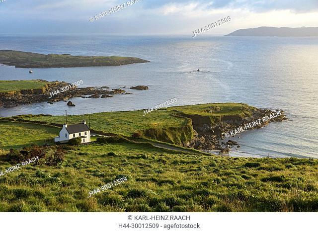 Irland, Beara Halbinsel, County Cork, Garnish Point