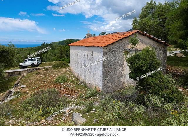 Jalë Chapel May 2017 | usage worldwide. - Jalë/Vlore/Albania